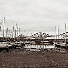 Queensferry Harbour by AmandaJanePhoto