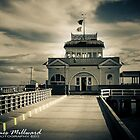 St Kilda's Iconic Pier by James Millward