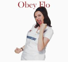 Obey Flo by david michael  schmidt