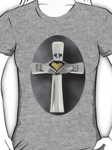 ✿♥‿♥✿ FOR THE LOVE OF US ALL HIS SACRAFICE (CROSS) TEE SHIRT✿♥‿♥✿ T-Shirt