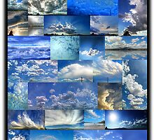 ©HCS Collage Of Clouds IA by OmarHernandez
