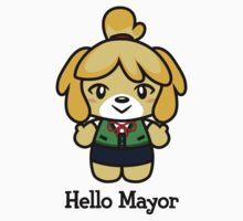 Hello Mayor by Tori  Nova