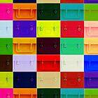 Satchel iPad Case  by Zozzy-zebra