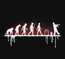Evolution: Zombie by Ragcity