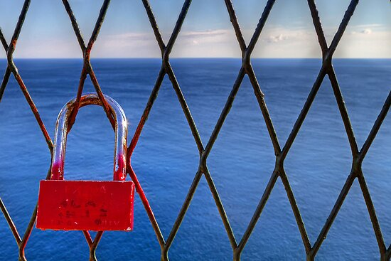 Extra Locked View by Robyn Carter