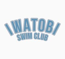 Iwatobi Swim Club - Plain 1 Kids Clothes