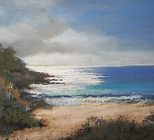 Morning Light, Elizabeth Beach by Toni Lynch