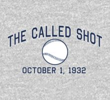 The Called Shot by LicensedThreads