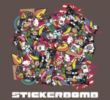 JDM stickerbomb by beukenoot666