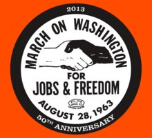 March on Washington for Jobs and Freedom - August 28, 1963 (50th Anniversary) by ziruc