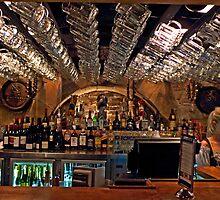 Lowenbrau Bier Hall by phil decocco