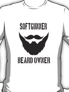 Softgunner beard owner T-Shirt
