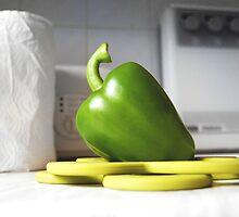 Something Green by Amyypops