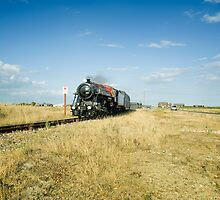 Winston Churchill at Dungeness by Nigel Bangert