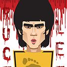 Bruce Lee by Mrdoodleillust