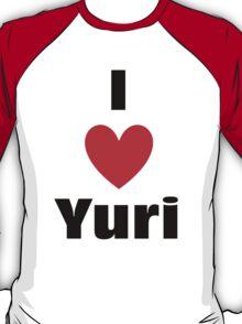 I Heart Yuri T-Shirt