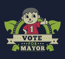 Vote for Him by MeleeNinja