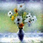 Summerstorm Still Life by RC deWinter