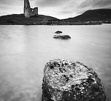 Ardvreck Castle by Kenny Holt