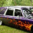 Supped Up Hearse by Wviolet28