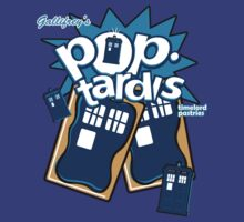 POP TARDIS by B4DW0LF