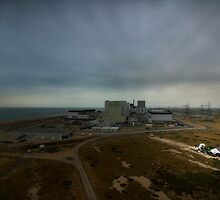 Living in the Shadow of Nuclear Power by Nigel Bangert