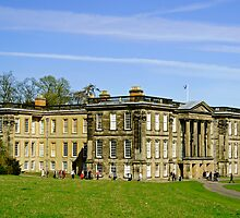 Calke Abbey House by Rod Johnson