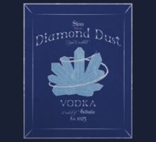 Diamond Dust Vodka by Gwendolyn Edwards