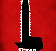 Texas Chainsaw 3D (RJHPV1S1) by RJDesigns
