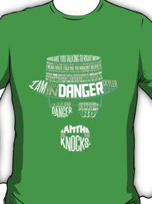 One Who Knocks T-Shirt