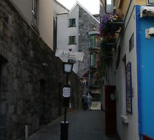 Kirwan`s Lane, Galway, Ireland by Allen Lucas