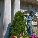 USA. Rhode Island. Newport. The Flower Show 2013. Cupid. by vadim19