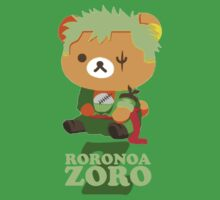 One Piece - Roronoa Zoro [Bear Edition] by Sandy W