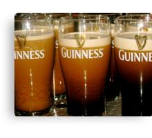 Guinness? Guinn-YES. Canvas Print