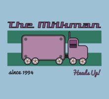 The Milkman by TheCzechMexican
