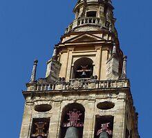 Bell Tower, Mezquita, Cordoba by wiggyofipswich