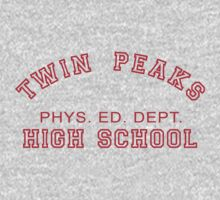 Twin Peaks High School Phys. Ed. Dept. by DCdesign