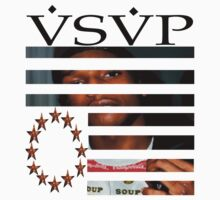 VSVP Asap T-Shirts & Hoodies by meganfart