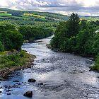 The River Tummel by Tom Gomez