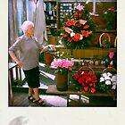 the florist girl by anastasia papadouli