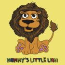Mummy's Little lion by aaronnaps