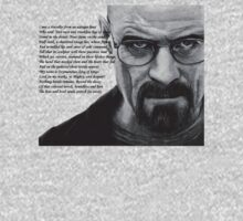 Breaking Bad - Walt Ozymandias by Ollie Mason