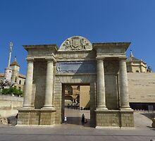 Puerta Del Puente, Cordoba, Espana by wiggyofipswich