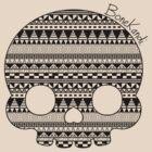 Bone Kandi - Tribal Pattern by bonekandi