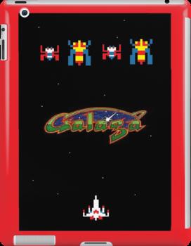 Galaga!  by emperorBear