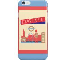 London England UK iPhone Case/Skin