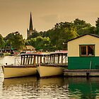 River Stratford upon Avon by StephenRphoto