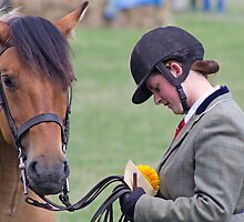 Mountain and Moorland class at Lamphey Show by CTAphoto