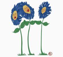 Song Sung Flowers by Helen Granger
