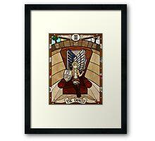 III The Empress - Christa Renz Framed Print